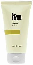 Parfumuri și produse cosmetice Cremă hidratantă pentru corp - Le Tout Silky Body Cream