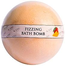"""Parfumuri și produse cosmetice Bombă de baie """"Mango"""" - Kanu Nature Bath Bomb Mango"""
