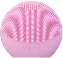 Parfumuri și produse cosmetice Perie pentru față - Foreo Luna Fofo Smart Facial Cleansing Brush Pearl Pink