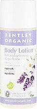 Parfumuri și produse cosmetice Loțiune de corp - Bentley Organic Body Care Calming Body Lotion