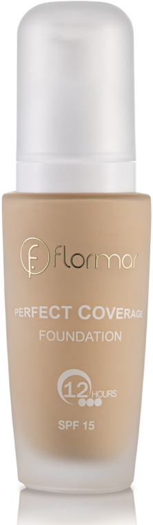 Fond de ten - Flormar Perfect Coverage Foundation