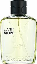 Parfumuri și produse cosmetice Playboy My VIP Story - Apă de toaletă