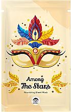 Parfumuri și produse cosmetice Mască de țesut pentru față - Dr Mola Among The Stars Nourishing Mask