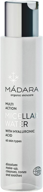 Apă micelară - Madara Cosmetics Micellar Water — Imagine N1