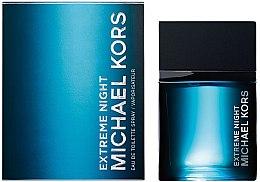 Michael Kors Extreme Night - Apă de toaletă — Imagine N3