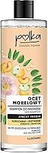 "Parfumuri și produse cosmetice Șampon ""Oțet de caise"" - Polka Apricot Vinegar Shampoo"