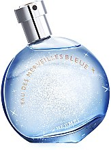 Parfumuri și produse cosmetice Hermes Eau des Merveilles Bleue - Apă de toaletă (tester cu capac)