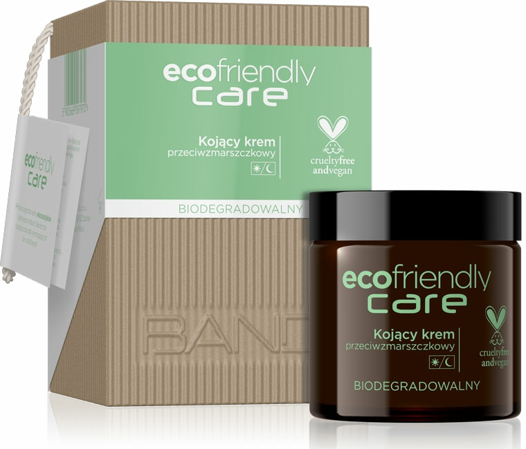 Cremă hidratantă antirid - Bandi Professional EcoFriendly Anti-Wrinkle Soothing Cream — Imagine N1