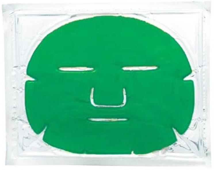 Mască de față - Brazil Keratin Green Tea Mask — Imagine N1