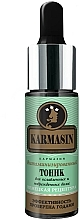 Parfumuri și produse cosmetice Tonic vitaminizat pentru părul slăbit și deteriorat - Elfa Karmasin Toner Hair