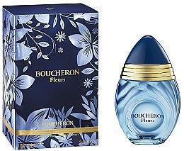 Parfumuri și produse cosmetice Boucheron Fleurs Eau De Parfum - Apă de parfum