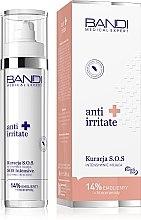 Parfumuri și produse cosmetice Cremă calmantă pentru față - Bandi Medical Expert Anti Irritate SOS Intensive Soothing Treatment