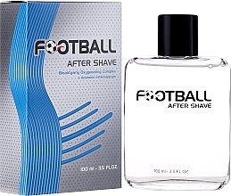 "Parfumuri și produse cosmetice Loțiune după ras ""Football"" - Pharma CF After Shave Lotion"