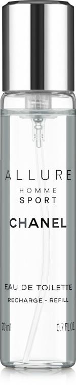 Chanel Allure homme Sport - Set (edt/20ml + refill/2x20ml) — Imagine N2
