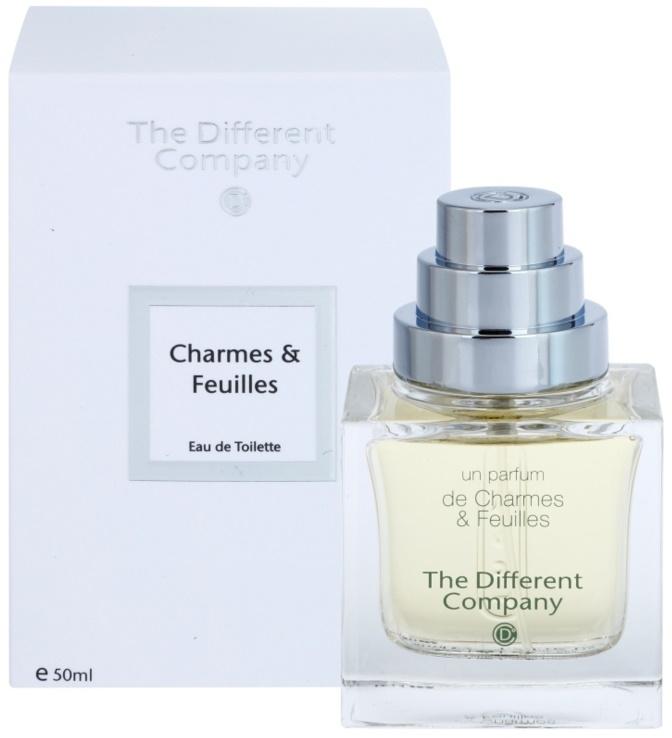 The Different Company Un Parfum de Charmes et Feuilles - Apă de toaletă — Imagine N1