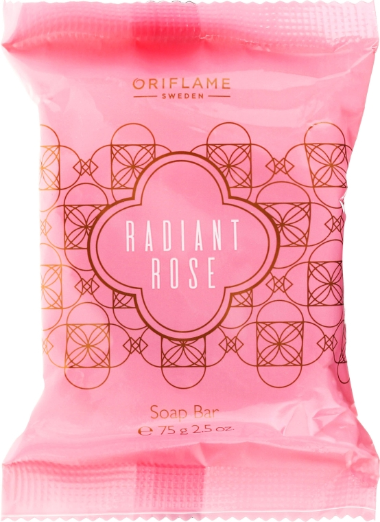 "Săpun de mâini ""Trandafir"" - Oriflame Radiant Rose Hand Soap — Imagine N2"