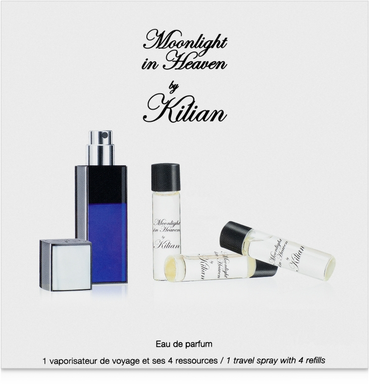 Kilian Moonlight in Heaven Travel - Set (edp/4x7.5ml) — Imagine N1