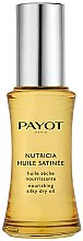 Parfumuri și produse cosmetice Ulei uscat ultra-nutritiv - Payot Nutricia Nutricia Huile Satinee Ultra-Nourishing Silky Dry Oil