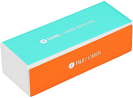 Parfumuri și produse cosmetice Buffer profesional pentru unghii - Tools For Beauty 4-way Nail Buffer Block Regular