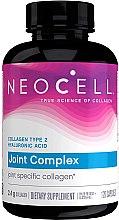 Parfumuri și produse cosmetice Colagen 2 tipuri pentru articulații, 120 capsule - NeoCell Collagen 2 Joint Complex