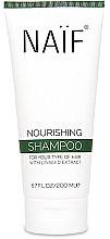 Parfumuri și produse cosmetice Șampon hidratant - Naif Nourishing Shampoo