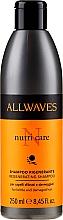 Parfumuri și produse cosmetice Șampon pentru păr deteriorat - Allwaves Nutri Care Regenerating Shampoo