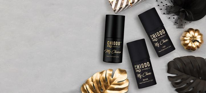La achiziționarea a trei produse promoționale Chiodo Pro, primești cadou produsul cu prețul cel mai mic