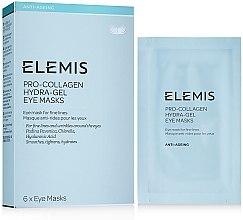 Patch-uri Lifting pentru zona ochilor - Elemis Pro-Collagen Hydra-Gel Eye Mask — Imagine N1