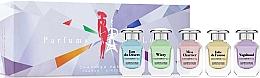 Parfumuri și produse cosmetice Charrier Parfums Parfums De Luxe - Set (edp/12mlx5)