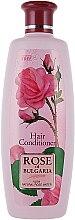 "Parfumuri și produse cosmetice Balsam de păr ""Apă de trandafir"" - BioFresh Rose of Bulgaria Hair Conditioner"