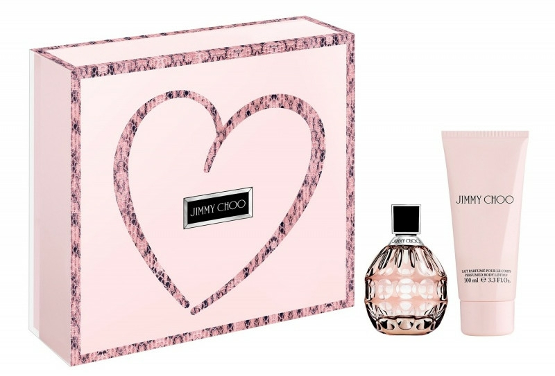 Jimmy Choo Eau de Parfum - Set (edp/60ml + b/lot/100ml)