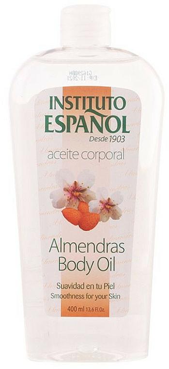 Ulei de migdale pentru corp - Instituto Espanol Anfora Almond Body Oil — Imagine N1
