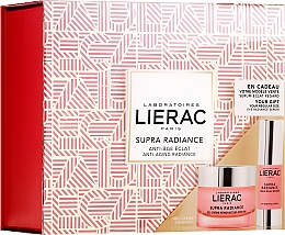 Parfumuri și produse cosmetice Set - Lierac Supra Radiance (gel/cr/50ml + eye/ser/15ml)