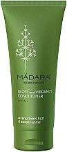 Balsam de păr - Madara Cosmetics Gloss & Vibrance Conditioner — Imagine N4