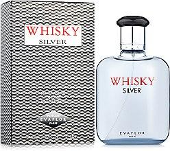 Parfumuri și produse cosmetice Evaflor Whisky Silver - Apă de toaletă