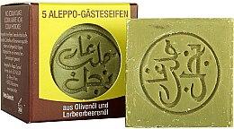 Parfumuri și produse cosmetice Săpun cu extract de Alep, dafin și măsline - Najel Aleppo Soap
