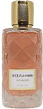 Parfumuri și produse cosmetice Reyane Tradition Acqua Di Parisis Oud Velour - Apă de parfum