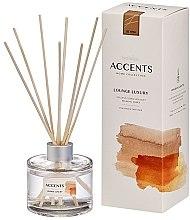 "Parfumuri și produse cosmetice Difuzor de aromă ""Buchet floral luxuriant, chihlimbar relaxant"" - Bolsius Fragrance Diffuser Lounge Luxury"