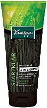 Parfumuri și produse cosmetice Șampon-Gel de duș - Kneipp Startklar Lemongras Guarana