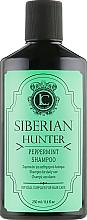 Parfumuri și produse cosmetice Șampon pentru uz zilnic - Lavish Care Siberian Hunter Peppermint Shampoo