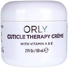 Parfumuri și produse cosmetice Cremă pentru cuticule - Orly Cuticle Therapy Creme