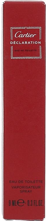 Cartier Declaration - Apă de toaletă (mini) — Imagine N3