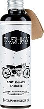 "Parfumuri și produse cosmetice Șampon pentru bărbați ""Gentleman's shampoo"" - Dushka"