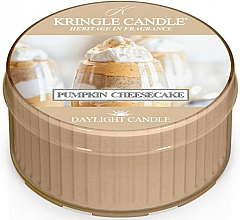 Parfumuri și produse cosmetice Lumânare parfumată - Kringle Candle Pumpkin Cheescake