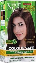 Parfumuri și produse cosmetice Vopsea de păr - Natur Vital PPD Free ColourSafe Hair Colour