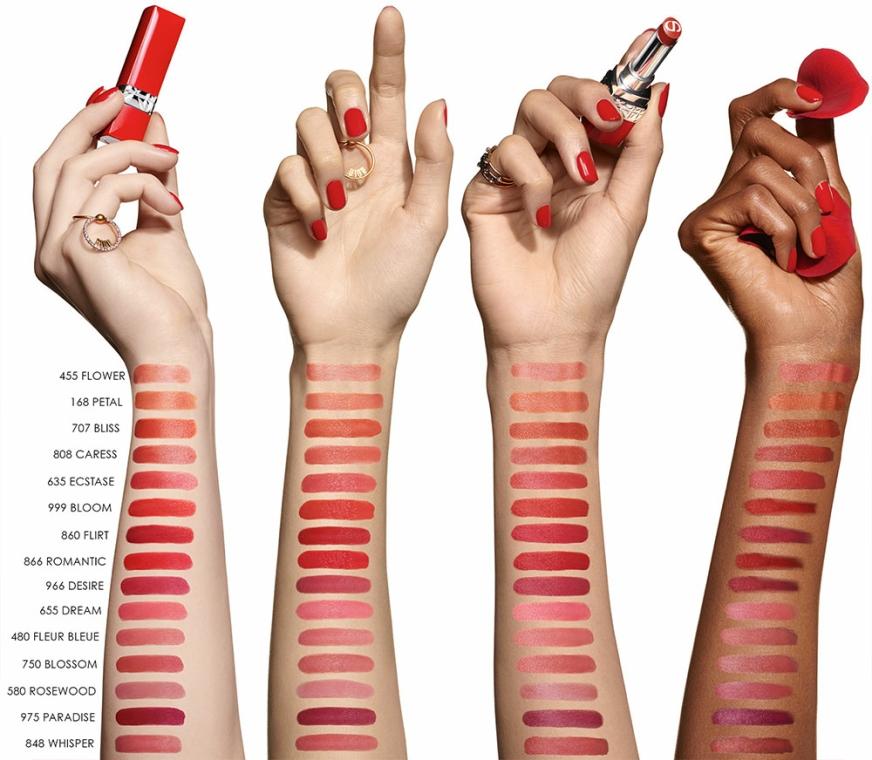 Ruj de buze - Dior Rouge Ultra Care Lipstick — Imagine N5