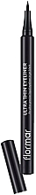Parfumuri și produse cosmetice Eyeliner - Flormar Ultra Thin Eyeliner