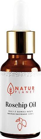 Ulei de măceșe - Natur Planet Rosehip Oil