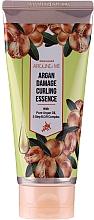 Parfumuri și produse cosmetice Esență pentru părul creț - Welcos Around me Argan Damage Curling Essence