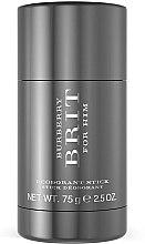 Parfumuri și produse cosmetice Burberry Brit for men - Deodorant stick